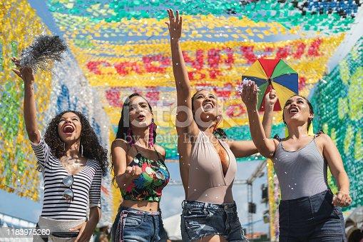 Brazil, Carnival - Celebration Event, Street, Facial Expression, Olinda