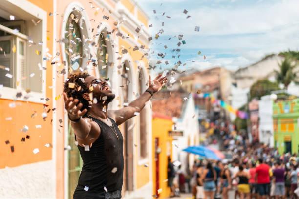 carnaval em olinda - carnaval - fotografias e filmes do acervo