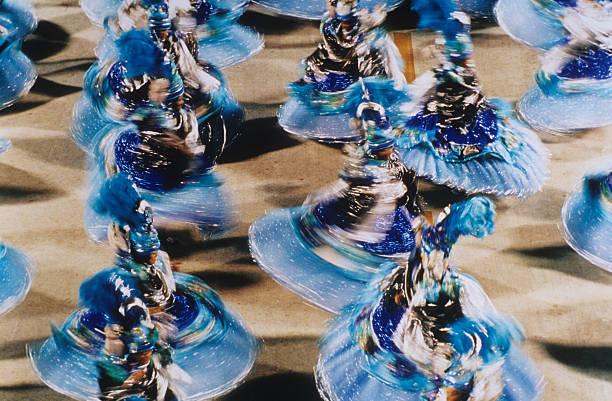 carnaval à rio de janeiro - carnaval de rio photos et images de collection