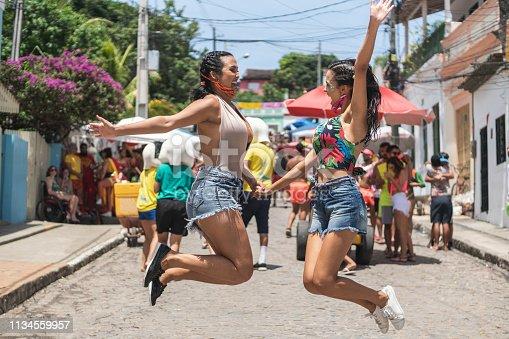 Olinda, Pernambuco State, Brazil, Brazilian Carnival, Carnival - Celebration Event,