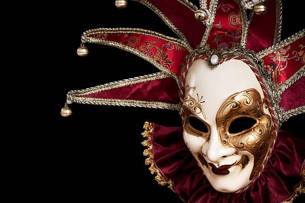 carnaval de venise - black beauty photos et images de collection