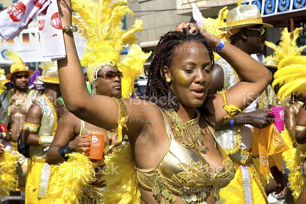 carnival joy royalty-free stock photo