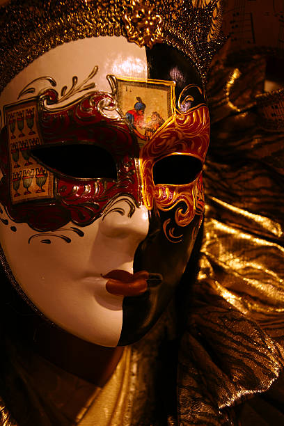 Karneval Maske von Venedig – Foto