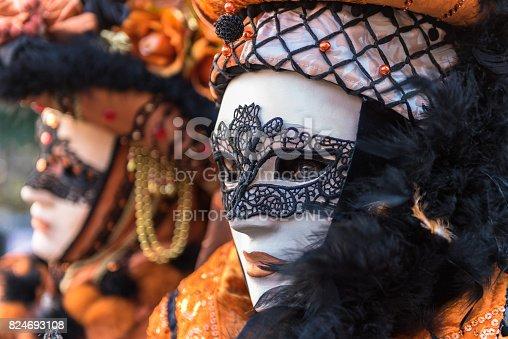 istock Carnival masks of Venice 824693108