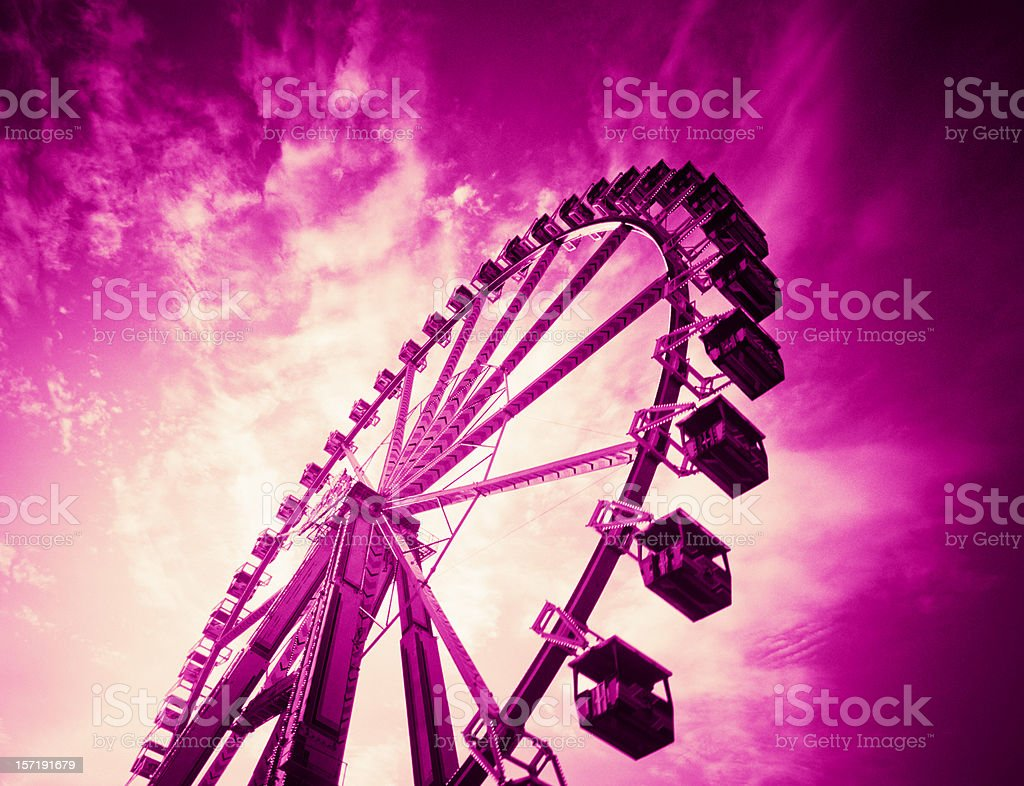 carnival of dreams royalty-free stock photo
