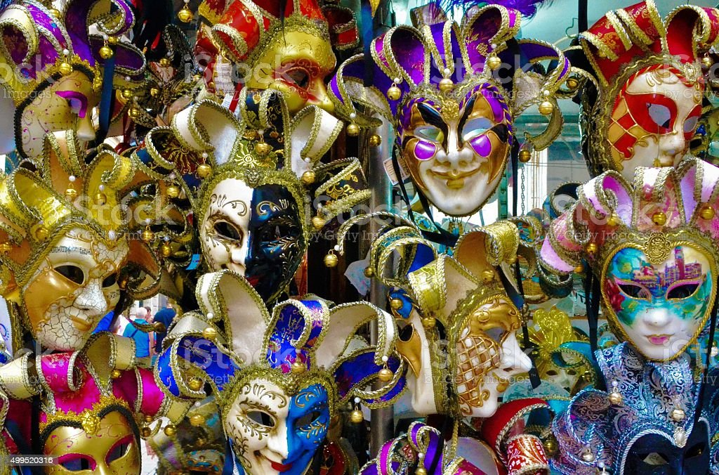 Carnevale stock photo