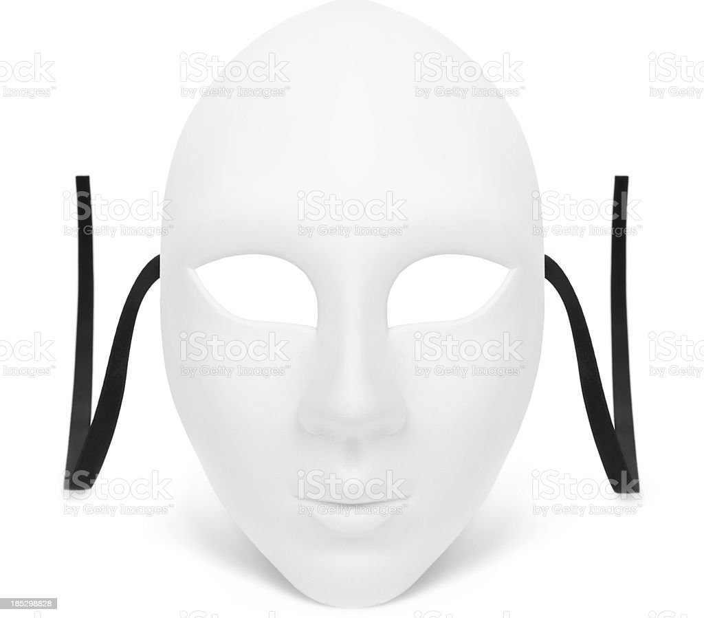 Carnival Venice Mask stock photo