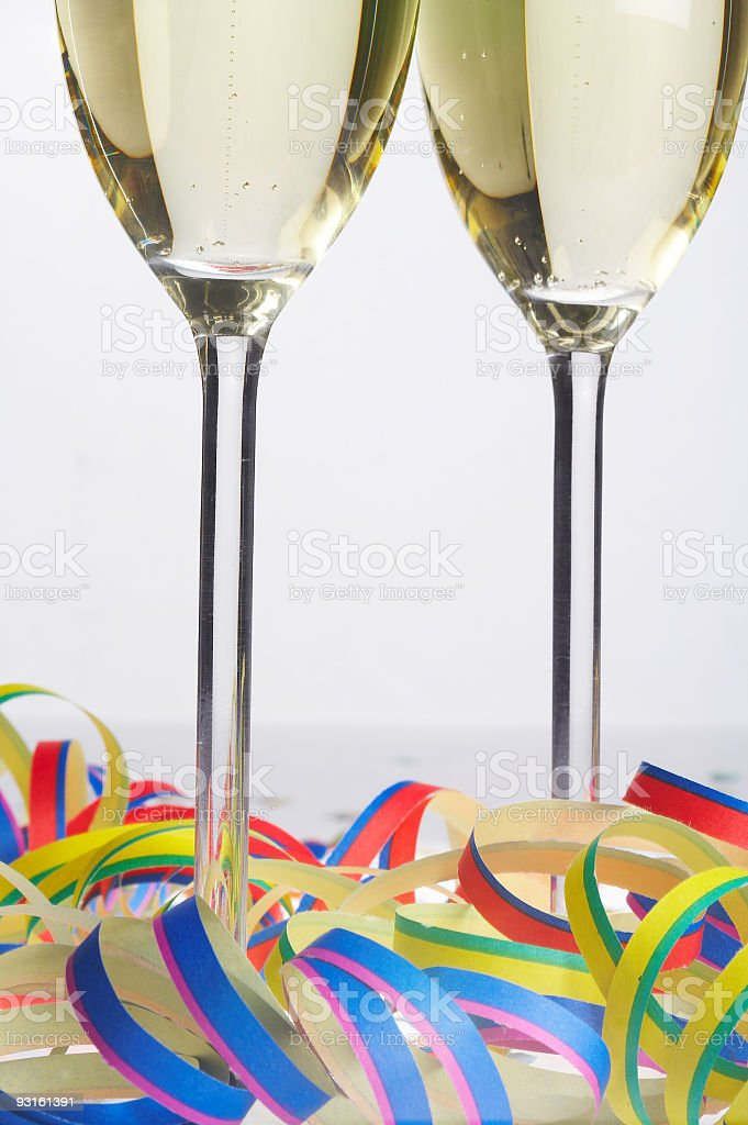 Carnival-Party - Faschingsfeier stock photo