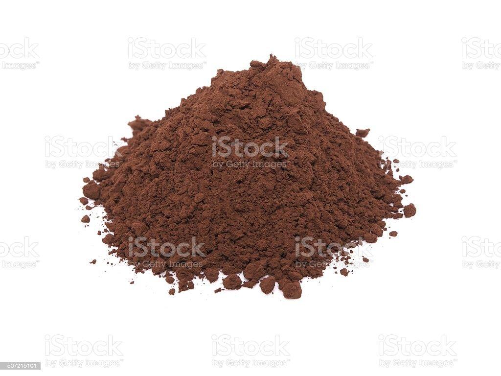 Carob polvo - foto de stock