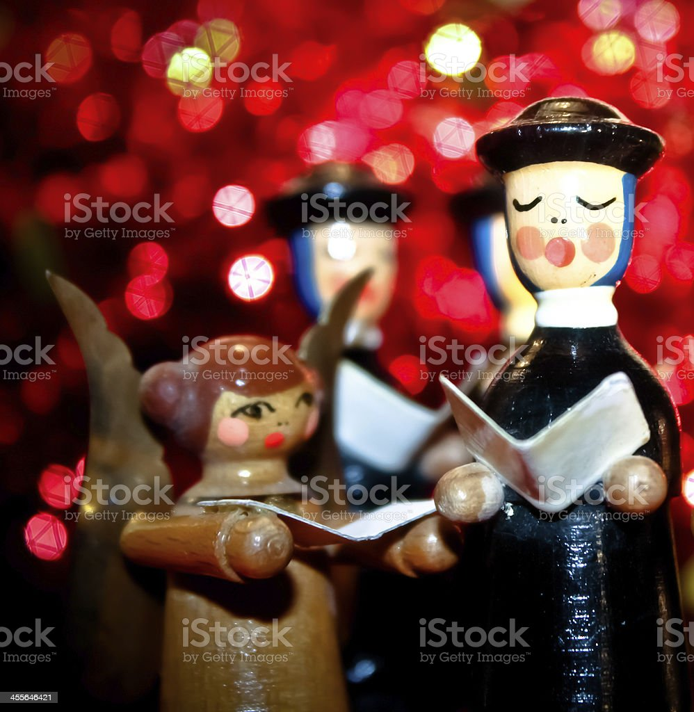 Sternsinger stock photo