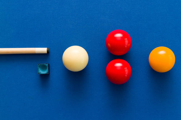 carom billiard - cue ball stock pictures, royalty-free photos & images