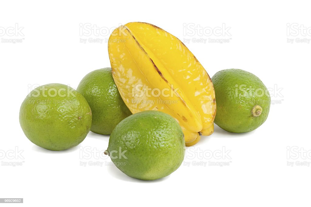 Carambola royalty-free stock photo