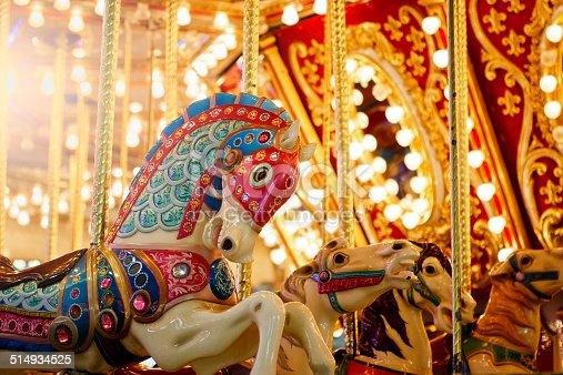 Carousel horse, Taiwan