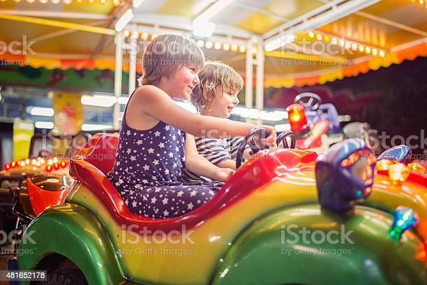Carousel Ride Stock Photo - Download Image Now