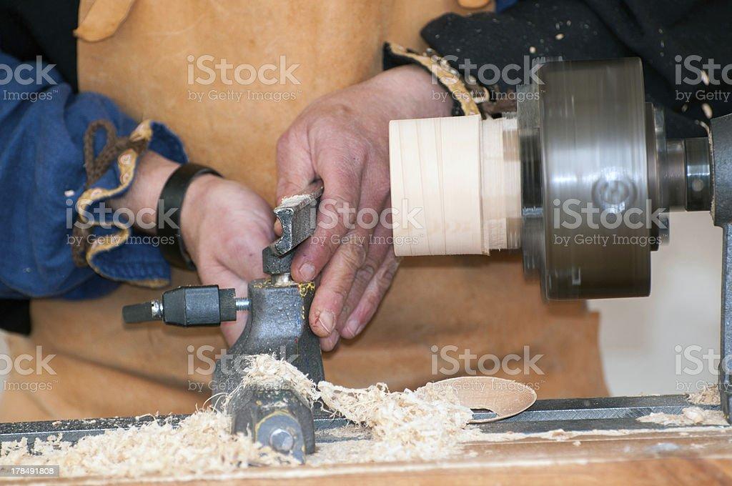 carpenter craftsman royalty-free stock photo