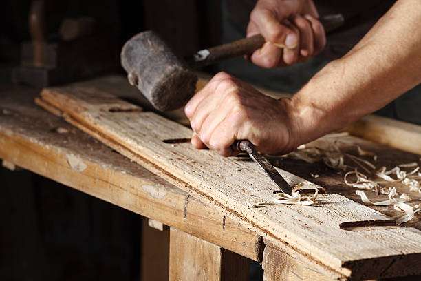 Wood Chisel Stock Photos, Pictures & Royalty-Free Images ...
