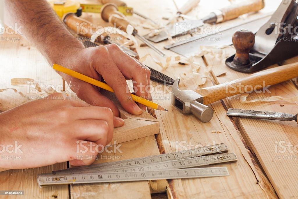 carpenter Arbeiten – Foto
