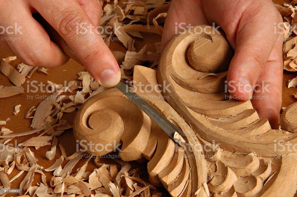carpenter2 stock photo