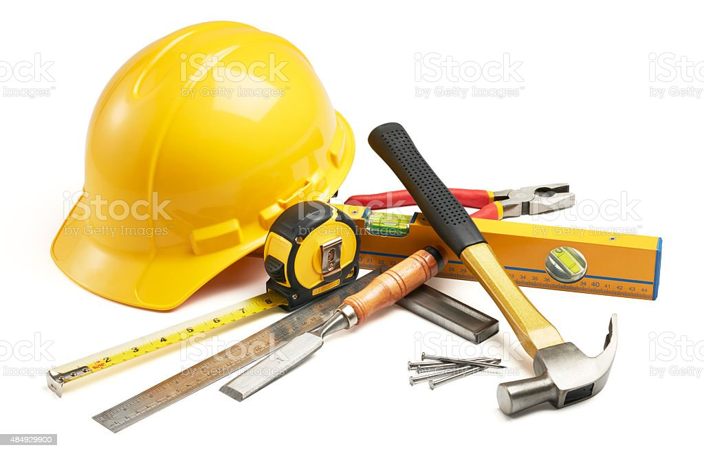 Carpentry Tools Stock Photo - Download Image Now - iStock