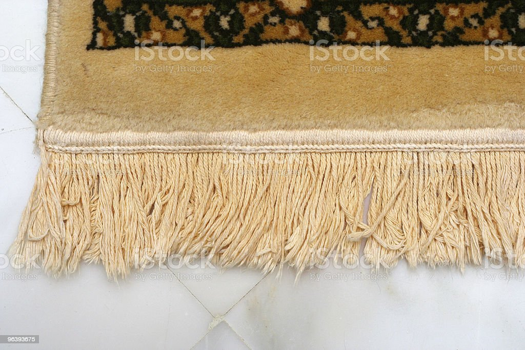 Carpet Detail stock photo