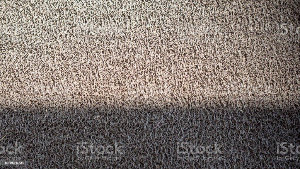Carpet floor and sun shine background