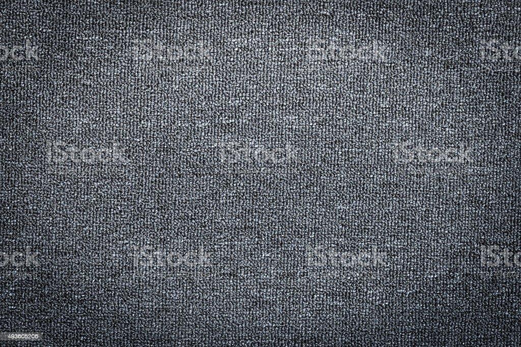 Carpet gray texture pattern. stock photo