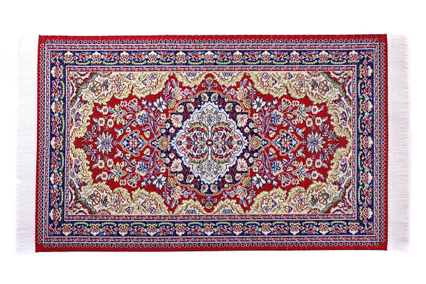 Carpet. Miniature close up Can be used as background persian culture stock pictures, royalty-free photos & images