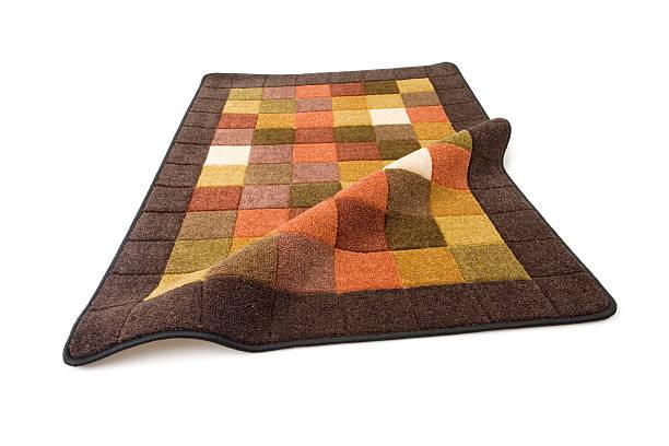 Carpet stock photo