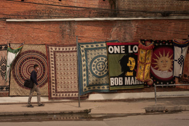 Teppich In Nepal Street verkaufen – Foto