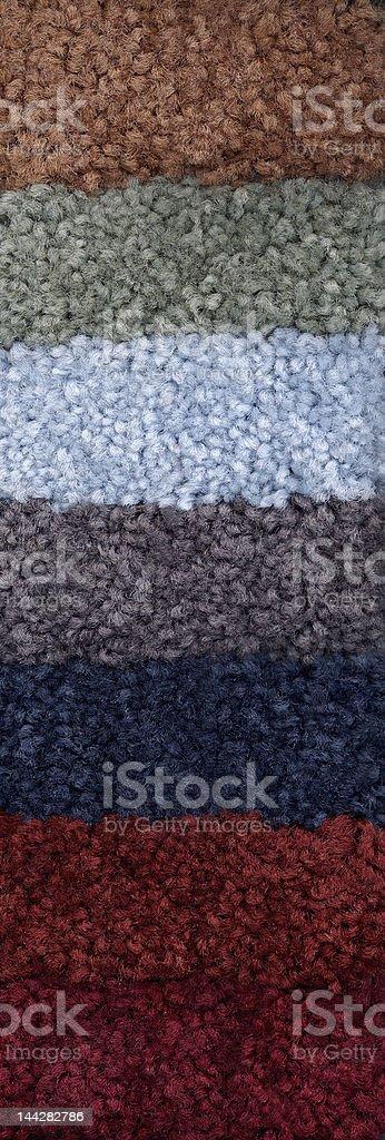 carpet swatch royalty-free stock photo