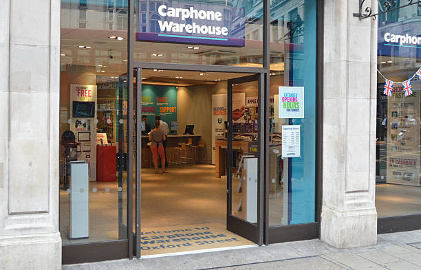 Carphone Warehouse – Foto
