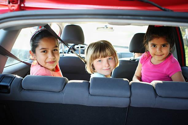 Carpooling - foto de stock