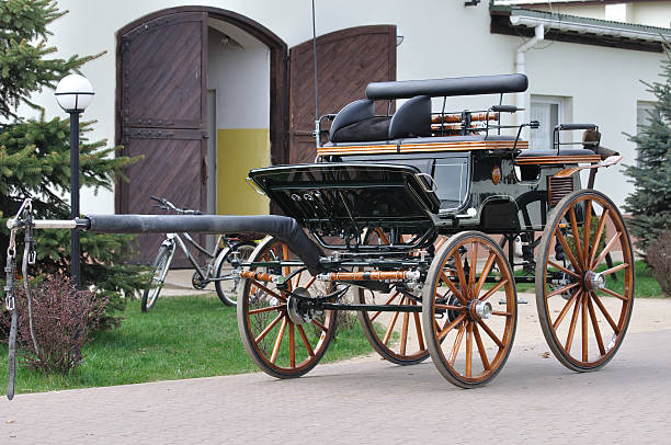carriage - liegerad stock-fotos und bilder