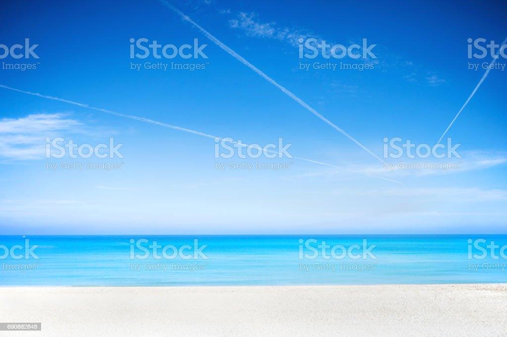 Karibik Meer Strand, Varadero, Kuba – Foto