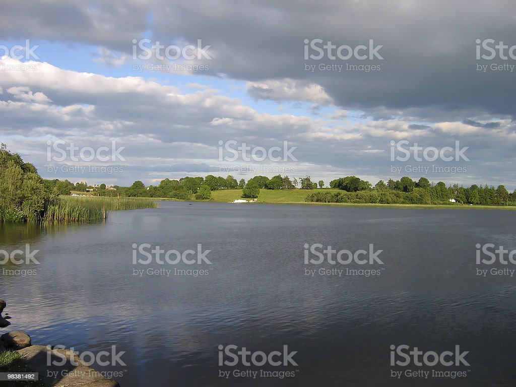 Carrick On Shannon royalty-free stock photo