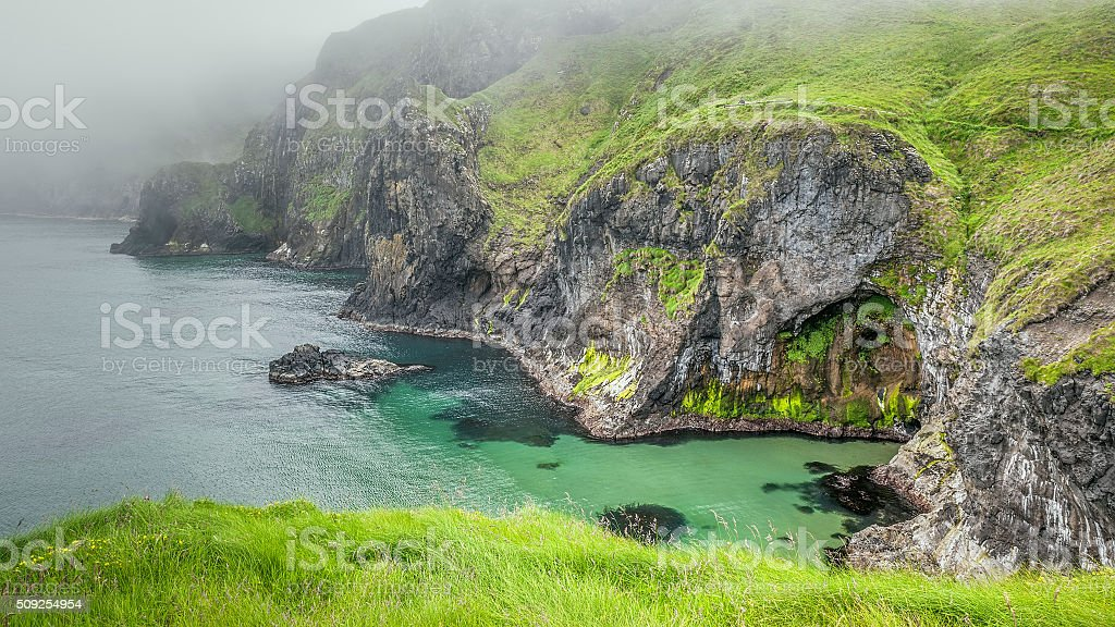 carrick a rede stock photo