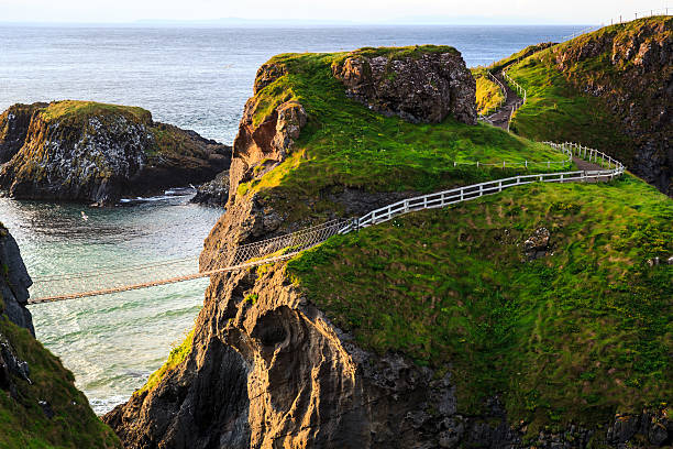 Carrick-A-Rede Rope in Northern Ireland – Foto