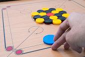 carrom board game
