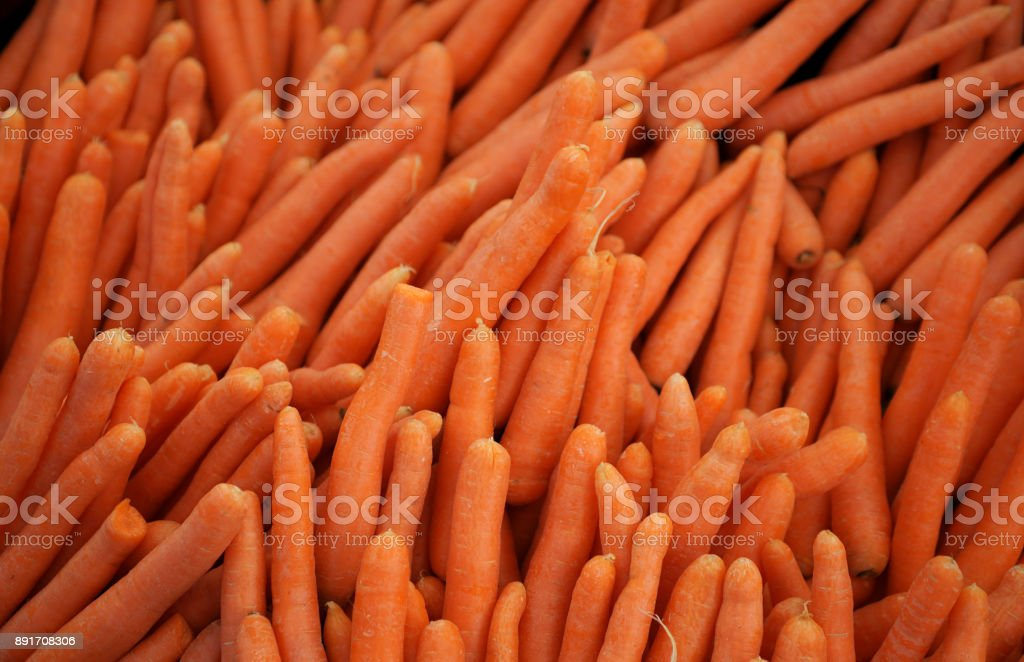 carrot backround stock photo