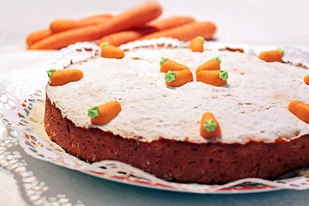 Carrot cake – Foto