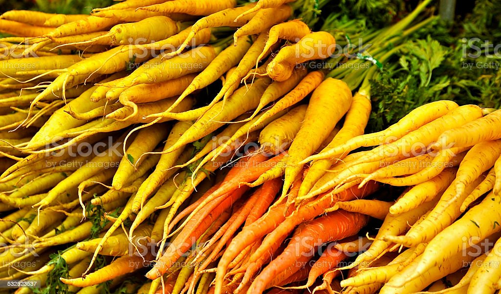 Carrot Karussell Lizenzfreies stock-foto