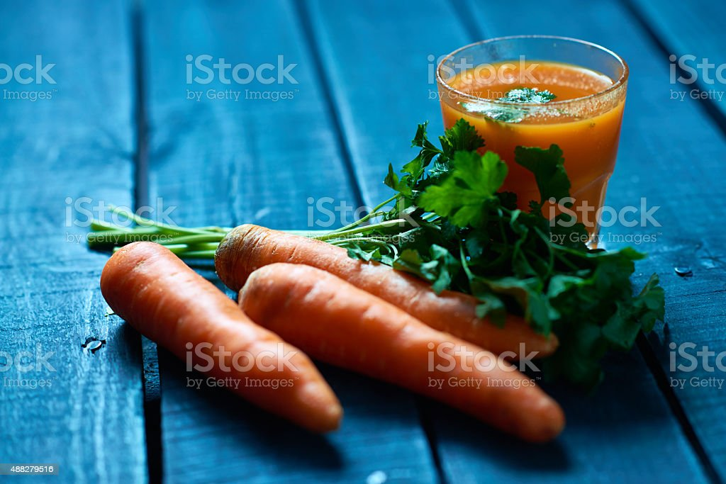 Carrot day stock photo