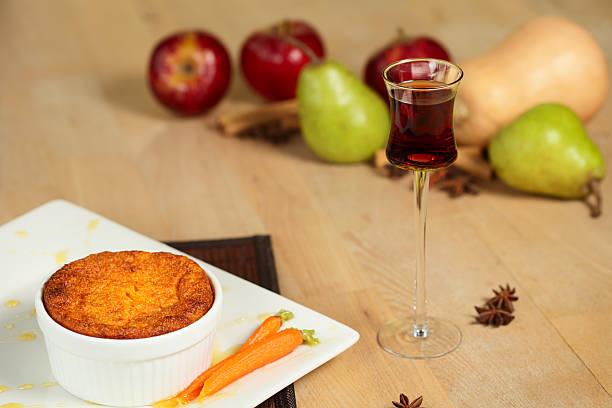 Carrot-Souffle – Foto