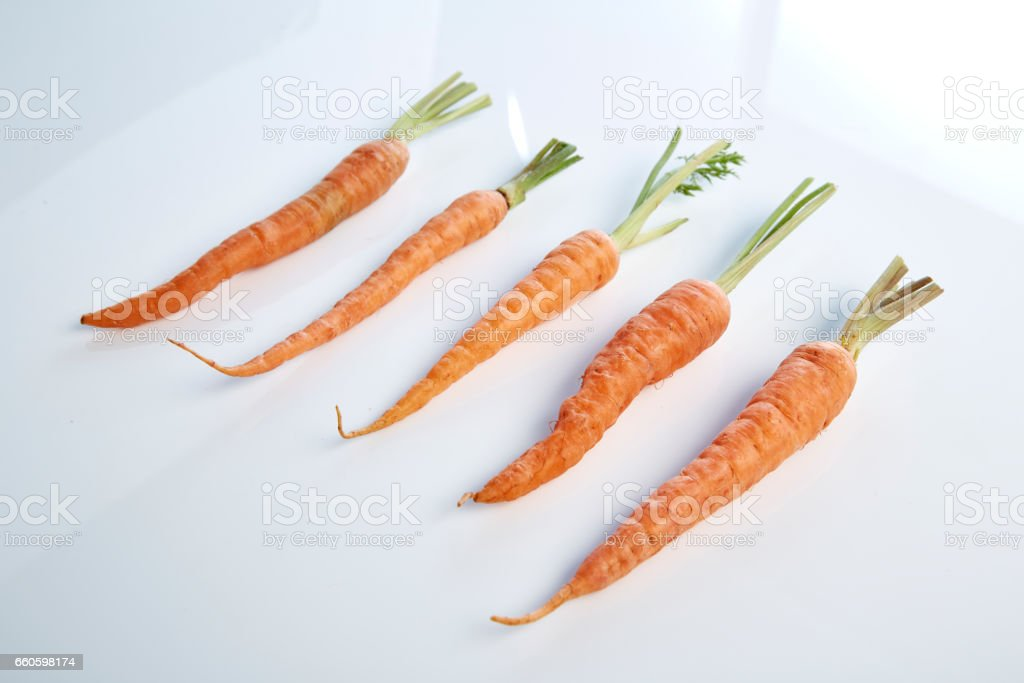 Carrot vegetable royalty-free stock photo