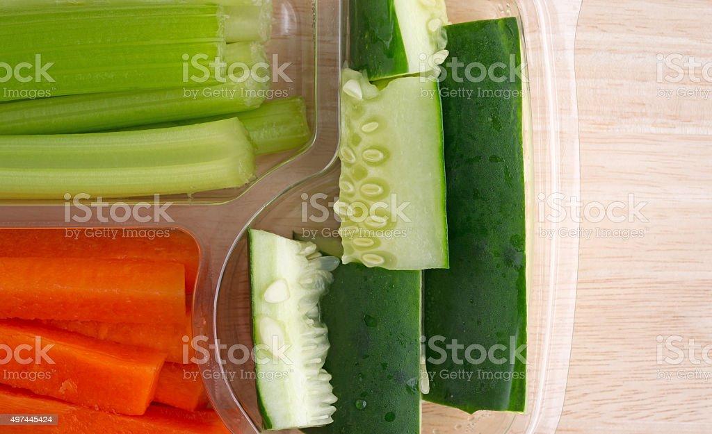 dieta di carote e cetrioli