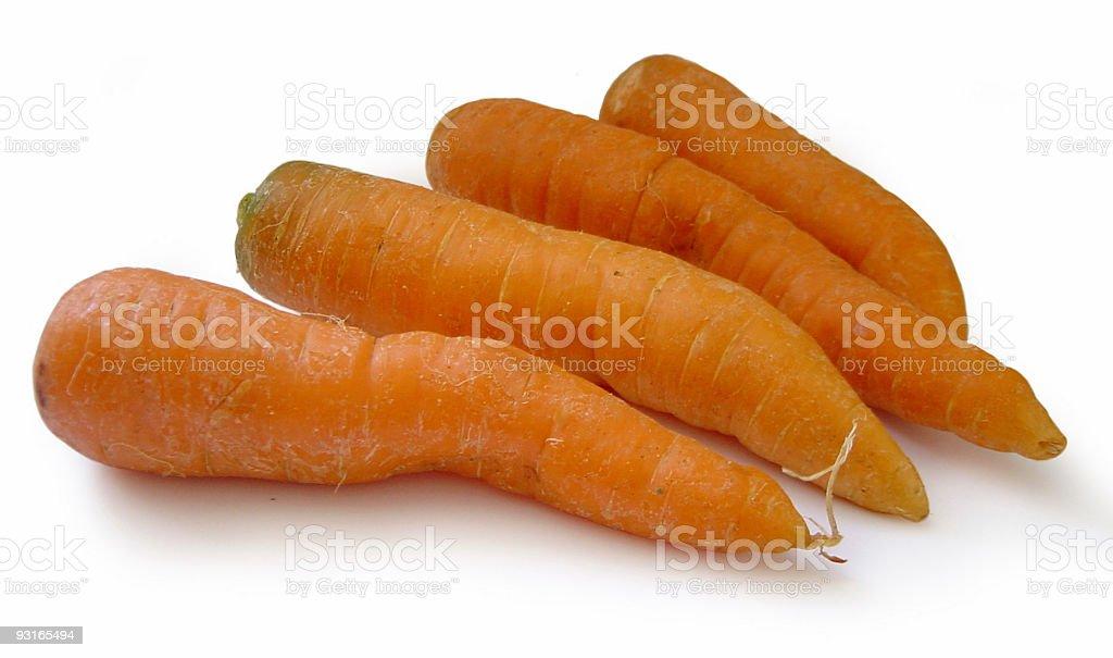 Carrots II royalty-free stock photo