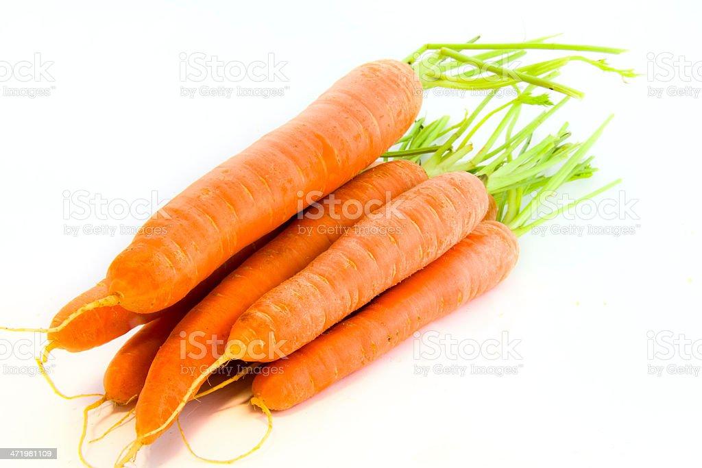 carrots stock photo