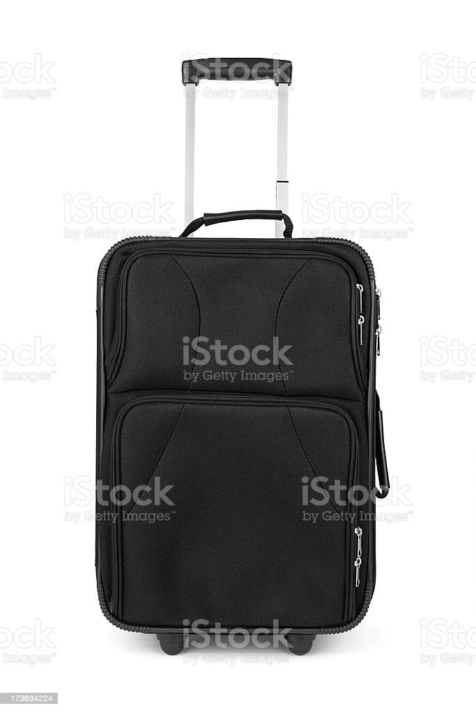 Carry On Luggage stock photo