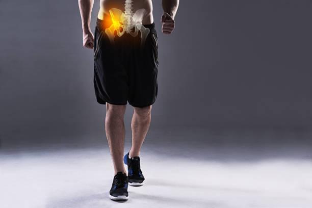 Carrying a hip injury – zdjęcie