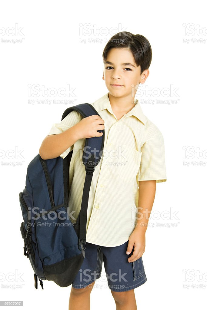 Carrying bag royalty-free stock photo